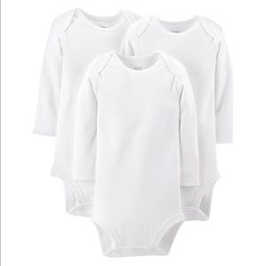 Other - Just One You 3 Pack of Onesies